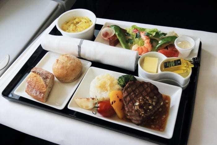 ANA A380 Business Class