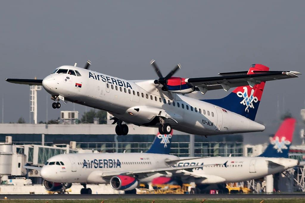 Air Serbia To Lease Jet Airways' Old London Heathrow Slots
