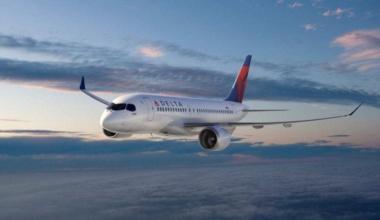 Delta Air Lines Aircraft