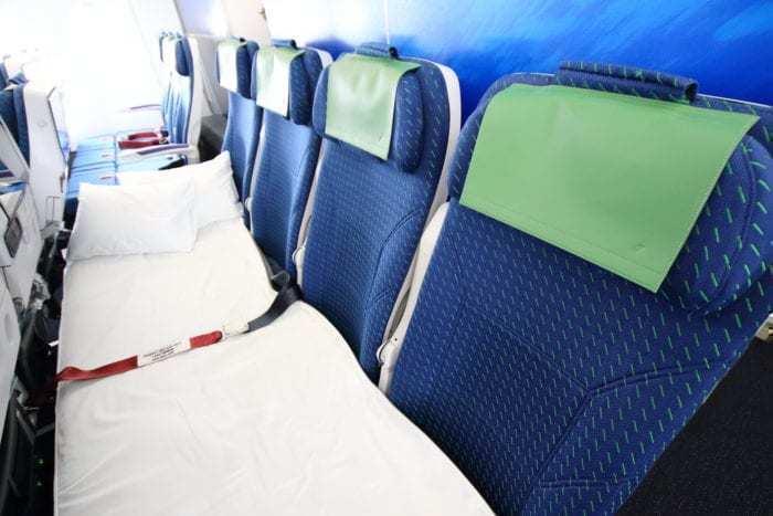 ANA A380 COUCHii