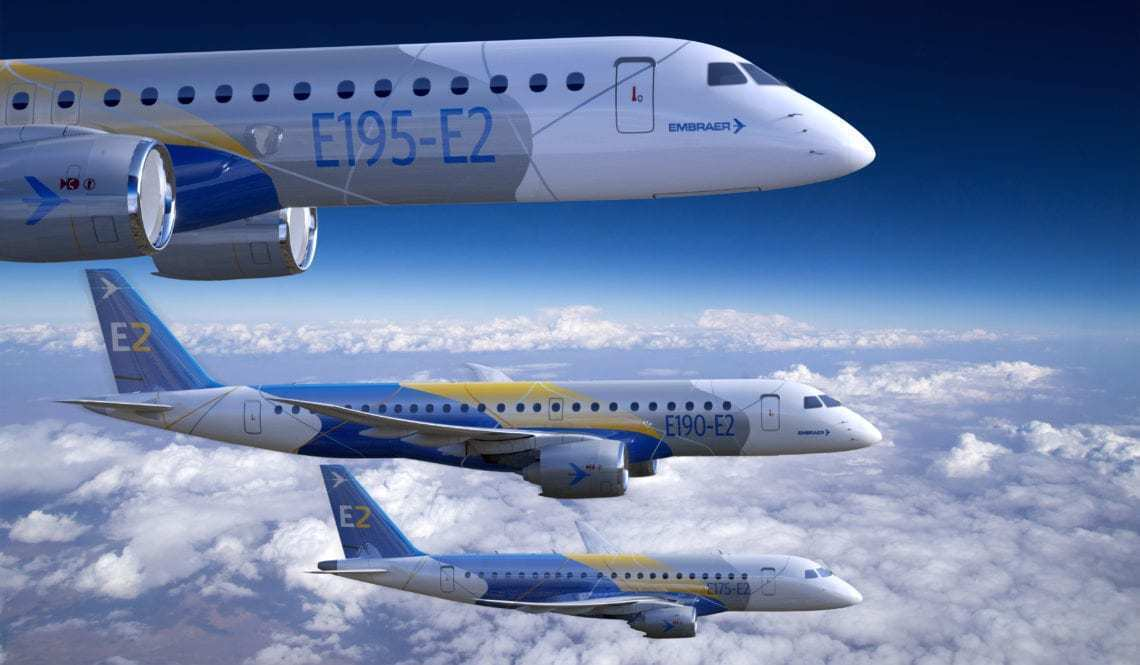 The Embraer E195-E2