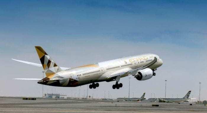 Etihad é eleita a companhia aérea mais familiar do mundo
