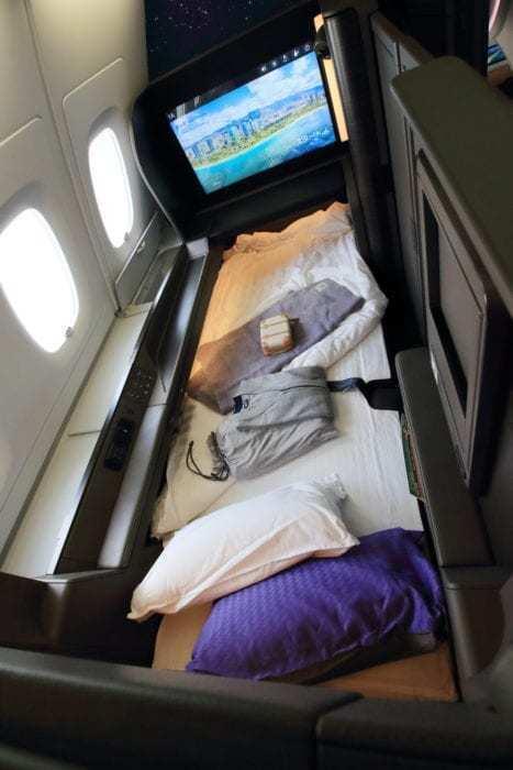 ANA A380 First Class