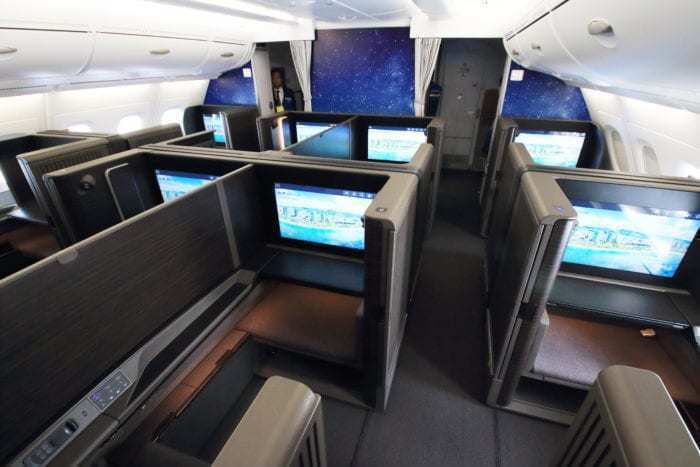 ANA All Nippon Airways A380 First Class