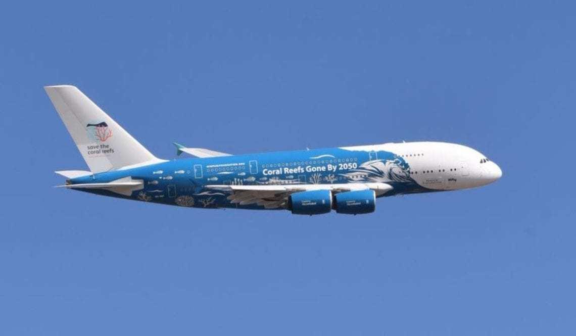 Hi Fly Airbus A380 9H-MIP