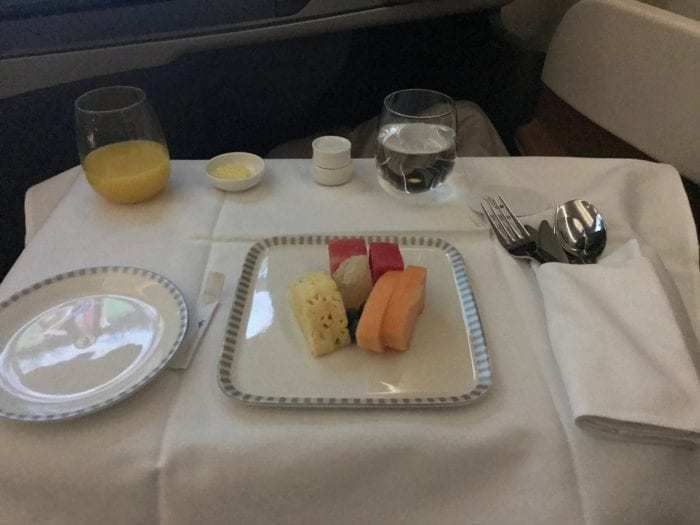 Almost Perfect: Singapore Airlines A350 Business Class from Singapore to Johannesburg
