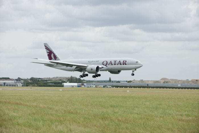 Qatar TSA Pre Check
