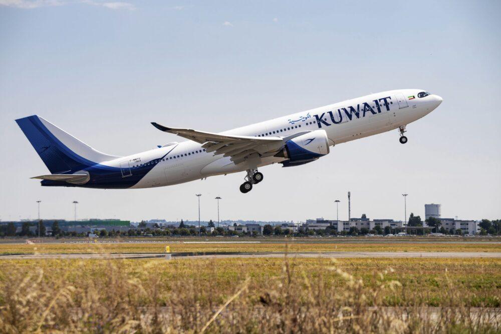 Kuwait Airways A330