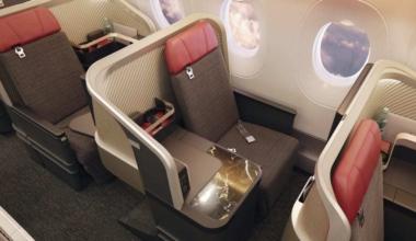 LATAM new Premium business cabins