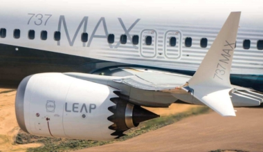 Leap 737 MAX