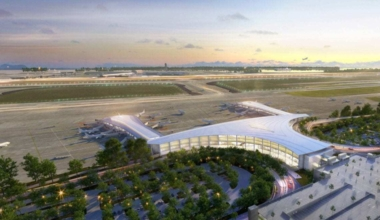 New Orleans New Airport MSY Opening 2019