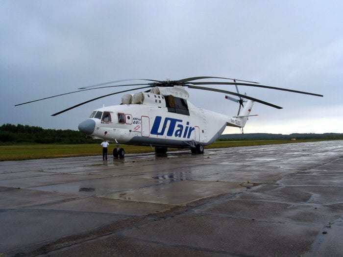An UTair Mi-26