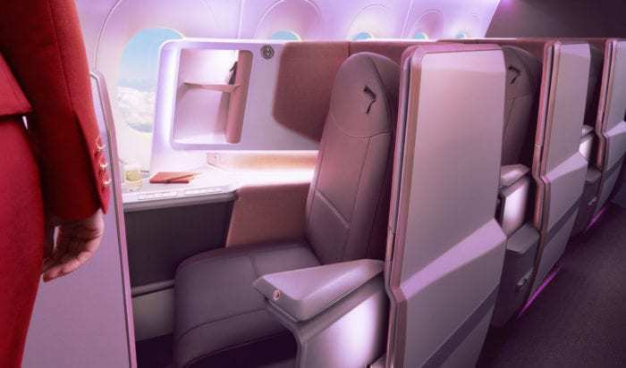 New suites on the a350