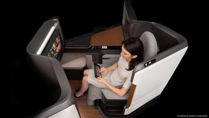 Panasonic noise control seat