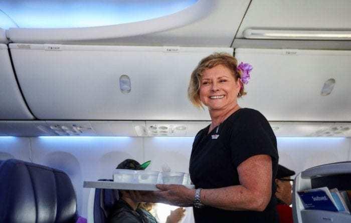 SWA Inaugural Interisland Flight