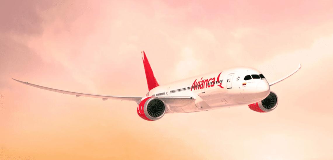 Avianca US Routes 787 Dreamliner