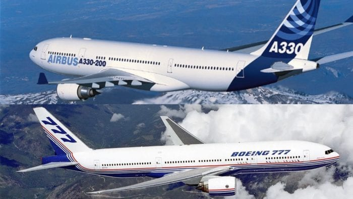 Phenomenal The Airbus A330 Vs The Boeing 777 What Plane Is Better Ocoug Best Dining Table And Chair Ideas Images Ocougorg