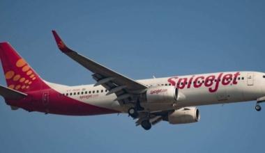 SpiceJet Boeing 737