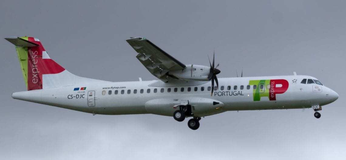 TAP Portugal ATR 72