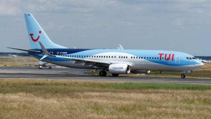 TUIfly belgium 737-800