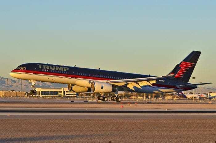 Trump 737 MAX
