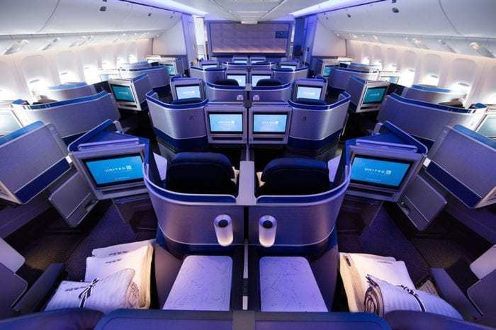 United Airlines Is Making Good Progress With The Polaris Business Seat Roll Out