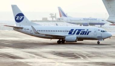 An Utair 737