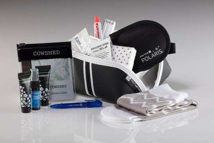 United Cowshed polaris amenity kit
