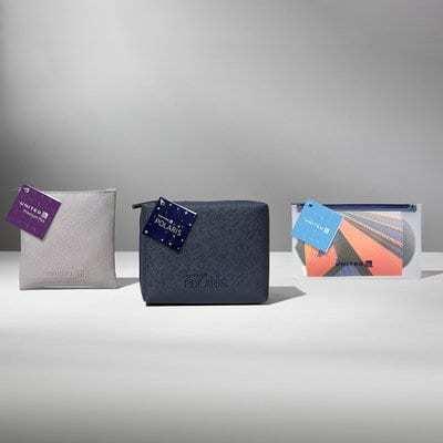 United Polaris New Amenity Kits 2019