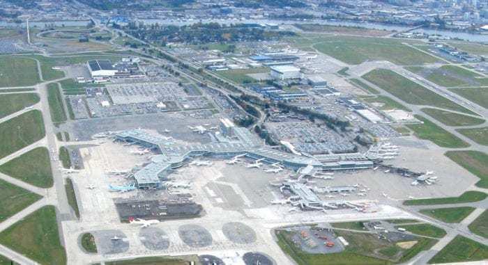 Vancouver International Airport