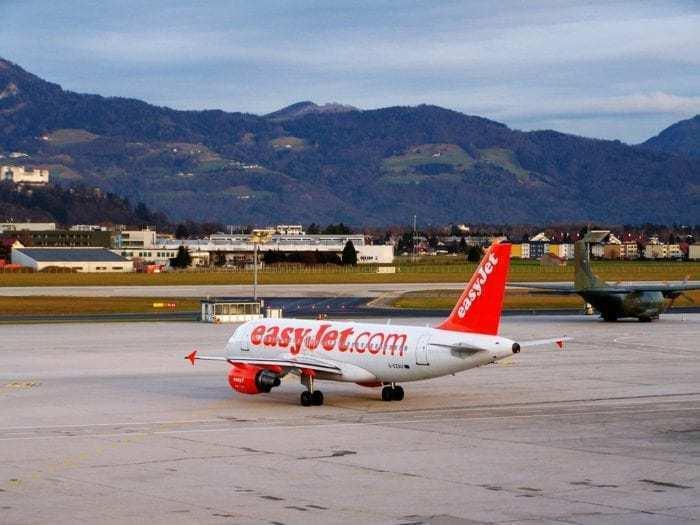 Salzburg - EasyJet