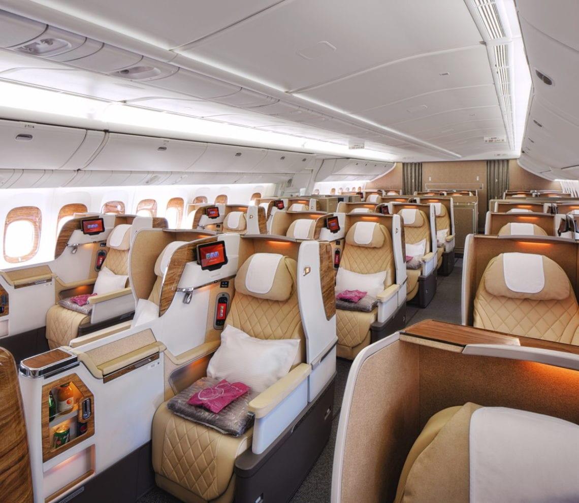 Emirates Complete Boeing 777 200 Fleet Upgrade Simple Flying