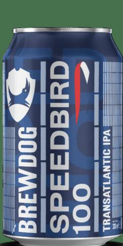 British Airways Speedbird Beer