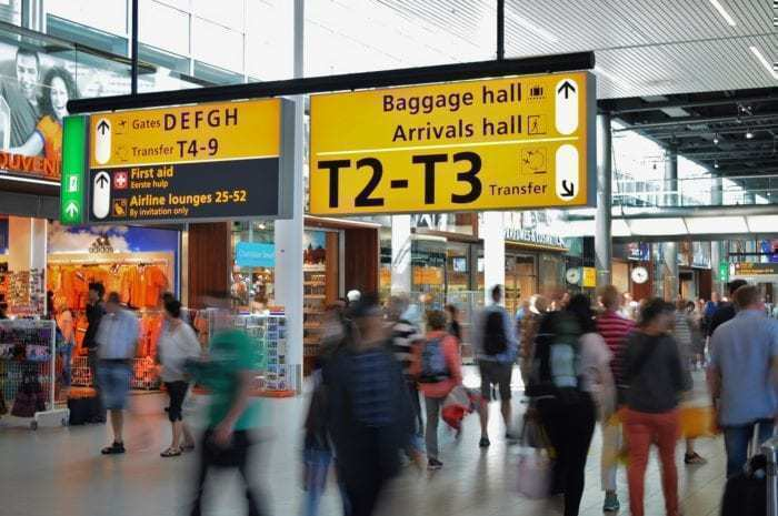 Passenger numbers have tripled