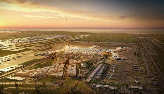 An overview of the new Istanbul Airport