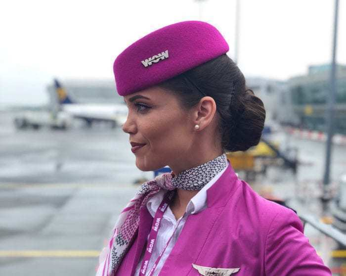 wow air employee