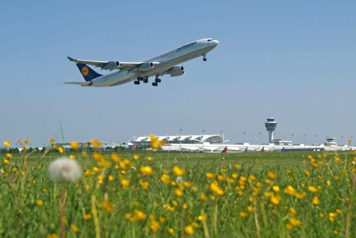 Lufthansa To Offer A340 Widebody Flights On Multiple European Routes
