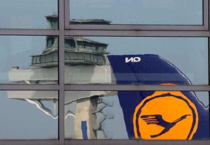 Berlin Brandenburg Airport Lufthansa