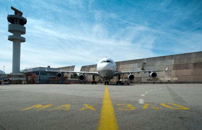 Lufthansa A340 Airbus A340
