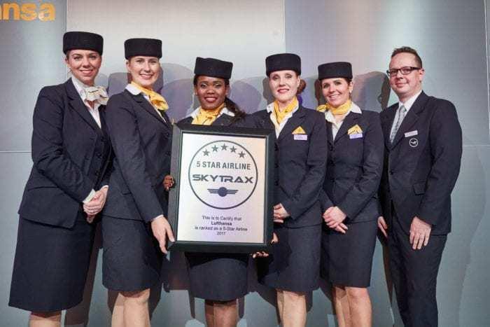Lufthansa Skytrax