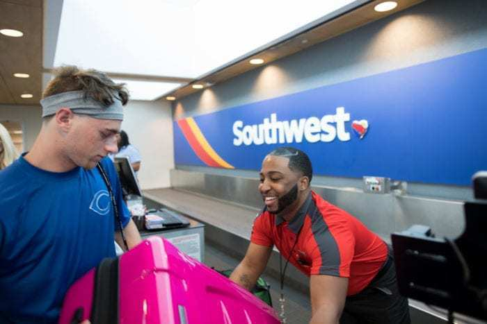 Southwest Airlines Cabin Crew
