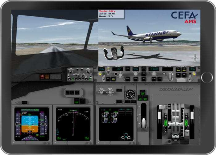 Ryanair Technology Tracking