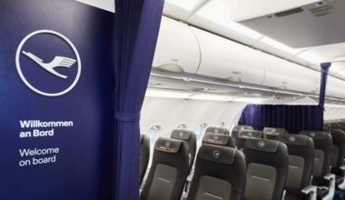 A321 Neo Kabine innen AIEA, FRA 21-5-19
