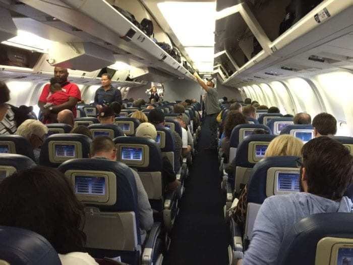 Passenger Sues Delta After Being Attacked By An Emotional Support Dog