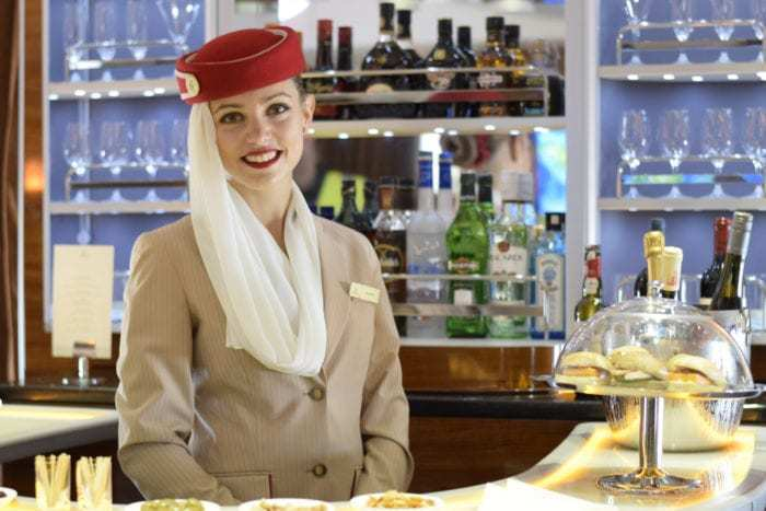 Emirates Cabin Crew Call Bell