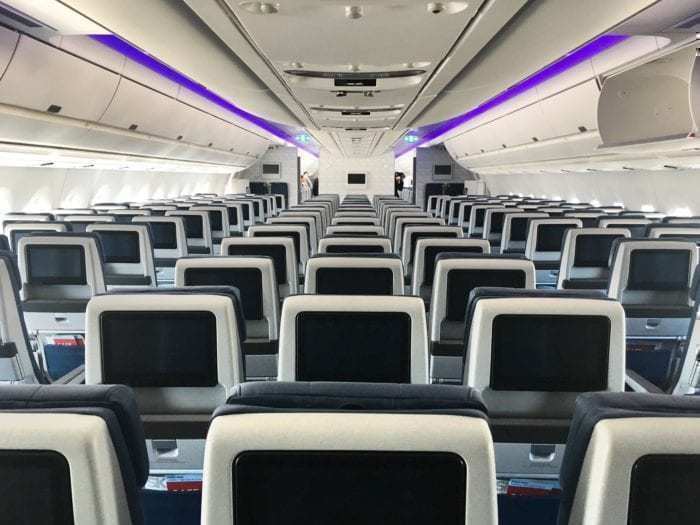 10 Abreast Economy Will Become More Common On Airbus A350s