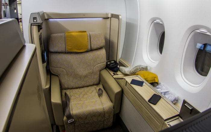 Asiana Airlines Suite