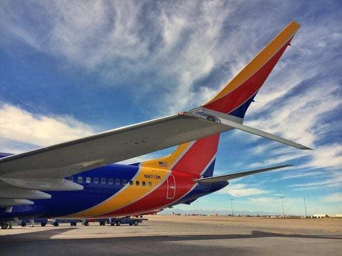 Southwest Boeing 737MAX