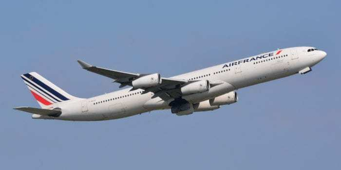 Air France to fly Airbus A350 to Cairo