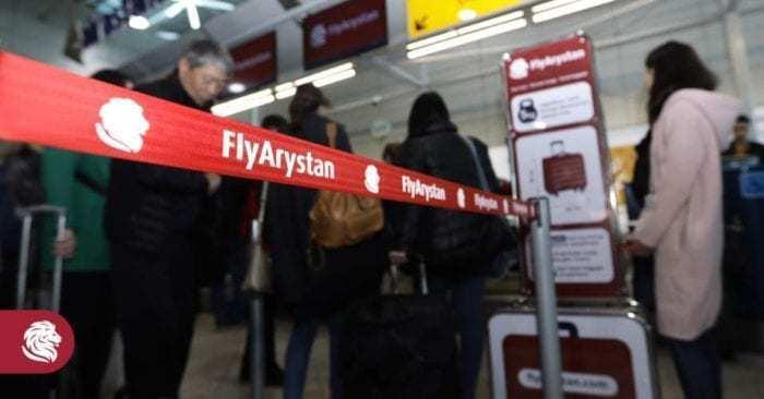 Fly Arystan
